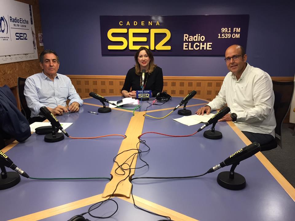 Entrevista-radio Eventos y Patrocinios