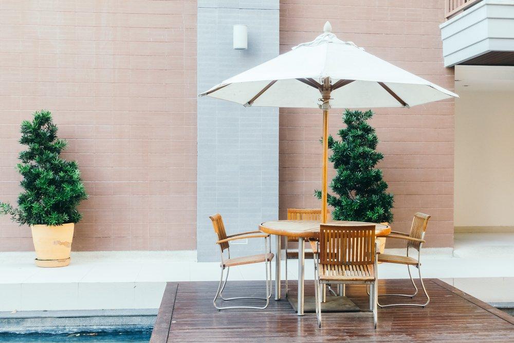Terraza de Apartamento en Arenales del Sol